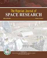 The Nigerian Journal of Space Research (NJSR)